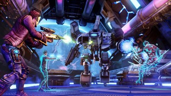 Screenshot3 - Borderlands: The Pre-Sequel - Handsome Jack Doppelgänger Pack