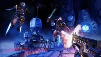 Screenshot5 - Borderlands: The Pre-Sequel - Handsome Jack Doppelgänger Pack