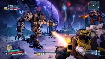 Screenshot6 - Borderlands: The Pre-Sequel - Handsome Jack Doppelgänger Pack