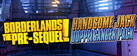 Borderlands: The Pre-Sequel - Pack Double du Beau Jack