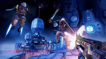 Screenshot6 - Borderlands: The Pre-Sequel - Shock Drop Slaughter Pit DLC