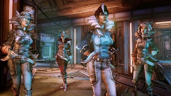 Screenshot1 - Borderlands: The Pre-Sequel - Lady Hammerlock Pack DLC