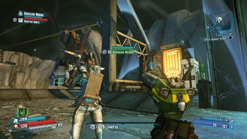 Screenshot4 - Borderlands: The Pre-Sequel - Lady Hammerlock Pack DLC