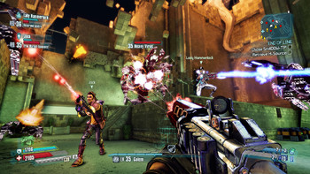 Screenshot2 - Borderlands: The Pre-Sequel - Claptastic Voyage and Ultimate Vault Hunter Upgrade Pack 2