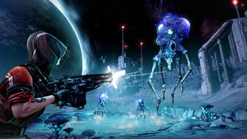 Screenshot5 - Borderlands: The Pre-Sequel - Claptastic Voyage and Ultimate Vault Hunter Upgrade Pack 2