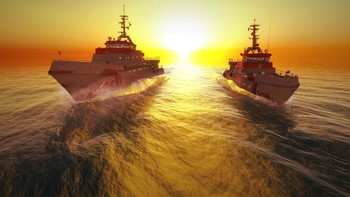 Screenshot1 - Schiff-Simulator: Die Seenotretter