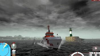 Screenshot4 - Schiff-Simulator: Die Seenotretter