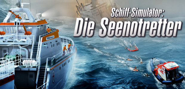 Schiff-Simulator: Die Seenotretter - Cover / Packshot