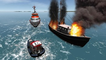 Screenshot10 - Ship-Simulator: Maritime Search and Rescue