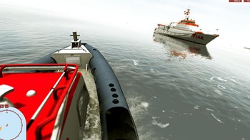 Screenshot5 - Ship-Simulator: Maritime Search and Rescue