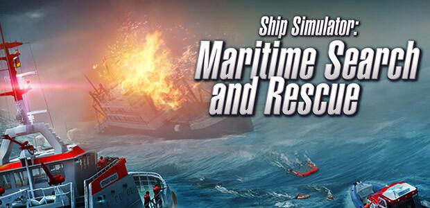 Ship-Simulator: Maritime Search and Rescue