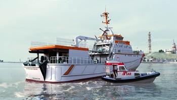 Screenshot2 - Ship-Simulator: Maritime Search and Rescue