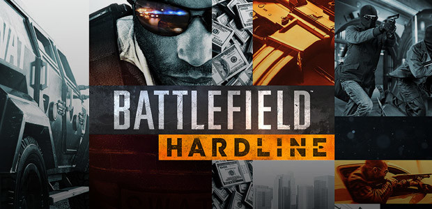 Battlefield Hardline - Cover / Packshot