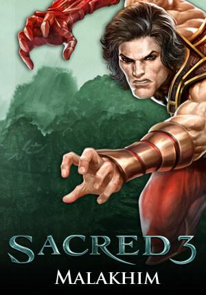 Sacred 3 - Malakhim DLC 1 - Cover / Packshot