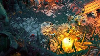 Screenshot2 - Sacred 3 - Underworld Story DLC 2
