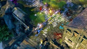 Screenshot3 - Sacred 3 - Z4ngr13f Weapon Spirit DLC 3