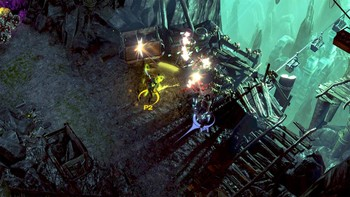 Screenshot4 - Sacred 3 - Z4ngr13f Weapon Spirit DLC 3