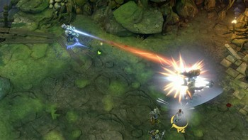 Screenshot7 - Sacred 3 - Z4ngr13f Weapon Spirit DLC 3