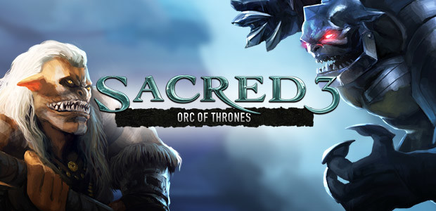 Sacred 3 - Orc of Thrones DLC 4