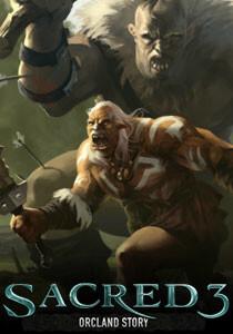 Sacred 3 - Orcland Story DLC 5 - Packshot