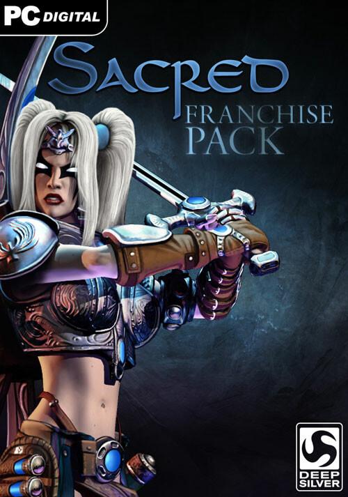 Sacred Franchise Pack - Cover / Packshot