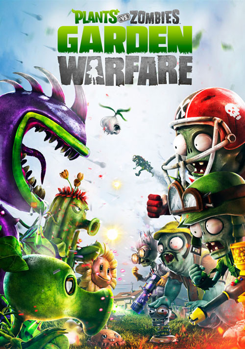 Plants vs. Zombies - Garden Warfare - Packshot