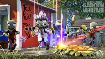 Screenshot1 - Plants vs. Zombies - Garden Warfare