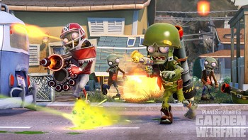Screenshot2 - Plants vs. Zombies - Garden Warfare
