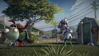 Screenshot5 - Plants vs. Zombies - Garden Warfare