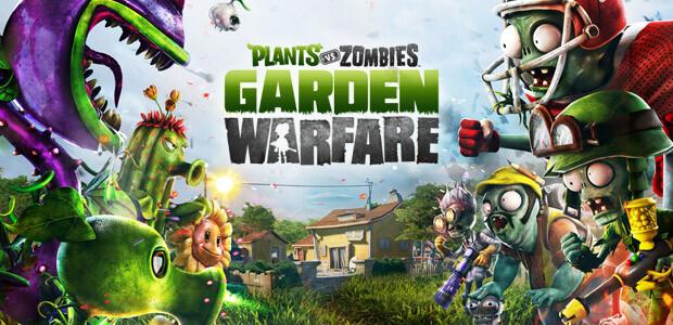 Plants vs. Zombies - Garden Warfare