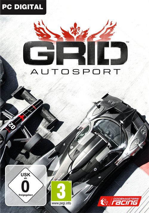GRID Autosport - Cover / Packshot