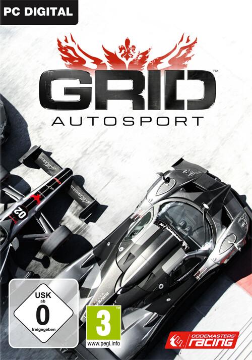GRID Autosport - Cover / Packshot