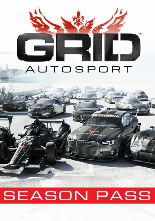 GRID Autosport - Season Pass - Cover / Packshot