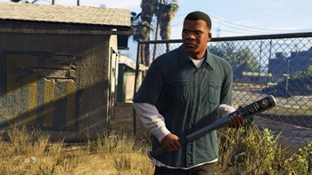 Screenshot1 - Grand Theft Auto V