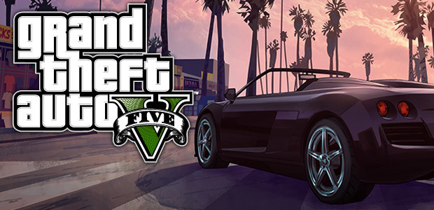 Grand Theft Auto V - Cover / Packshot