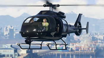 Screenshot10 - GRAND THEFT AUTO V: PREMIUM ONLINE EDITION
