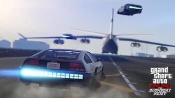 Screenshot1 - Grand Theft Auto V and Criminal Enterprise Starter Pack Bundle