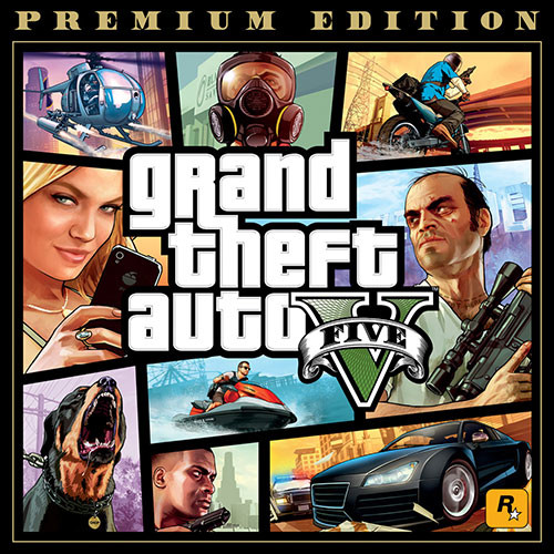 GRAND THEFT AUTO V: PREMIUM ONLINE EDITION