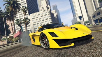 Screenshot8 - GRAND THEFT AUTO V: PREMIUM ONLINE EDITION & Whale Shark Card Bundle