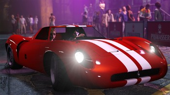 Screenshot12 - Grand Theft Auto V, Criminal Enterprise Starter Pack and Great White Shark Card Bundle