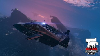 Screenshot4 - GRAND THEFT AUTO V: PREMIUM ONLINE EDITION & Great White Shark Card Bundle
