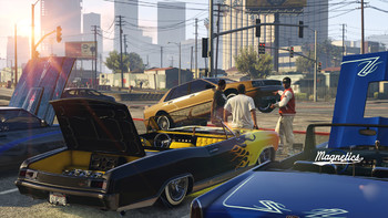 Screenshot14 - Grand Theft Auto V & Great White Shark Cash Card