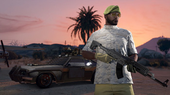 Screenshot28 - Grand Theft Auto V & Great White Shark Cash Card
