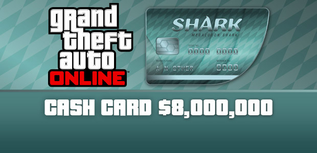 grand theft auto online megalodon shark cash card rockstar social club cd key f r pc online. Black Bedroom Furniture Sets. Home Design Ideas