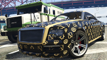 Screenshot1 - Grand Theft Auto Online: Red Shark Cash Card