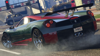 Screenshot5 - Grand Theft Auto Online: Red Shark Cash Card