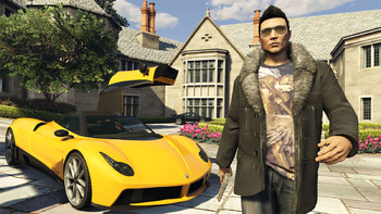 Screenshot2 - Grand Theft Auto Online: Red Shark Cash Card