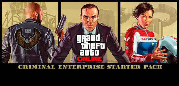 GTA V: Criminal Enterprise Starter Pack