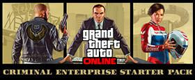 GTA V: Criminal Enterprise Starter Pack