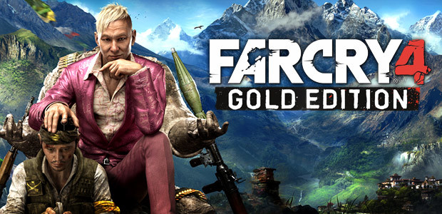 Far Cry 4 - Gold Edition - Cover / Packshot
